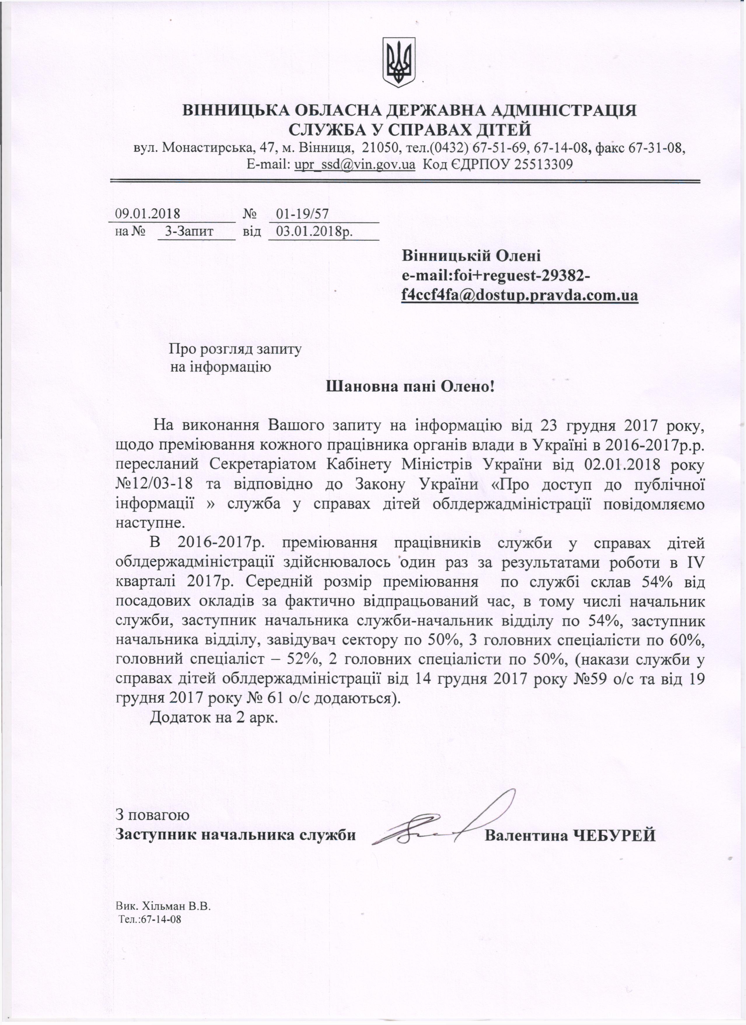 Бюджетні кошти - запит до: Кабінет Міністрів України
